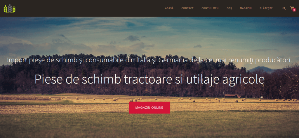 optimizare SEO agro