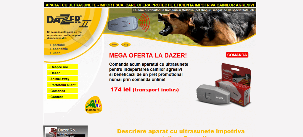 Optimizare site Aparat Ultrasunete