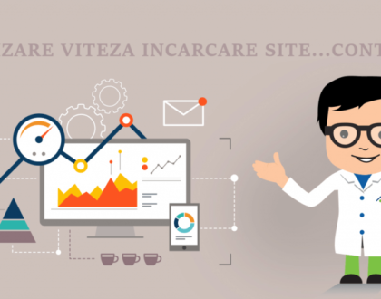 Optimizare viteza de incarcare site
